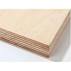 Birch Plywood Cupboard Doors Raw