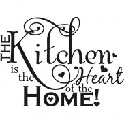 Kitchen heart of the home