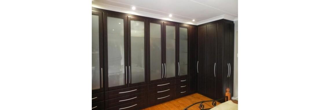 Bedroom Built in Cupboards