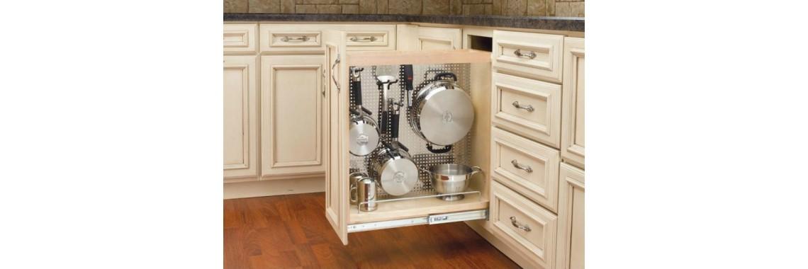 Modern two Colour Tone Kitchen ideas